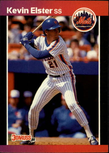 Photo of 1989 Donruss #289 Kevin Elster