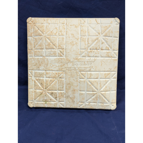 Photo of Game-Used 1st Base: Game 1 2019 NLDS Dodgers vs. Nationals - Innings 5-7