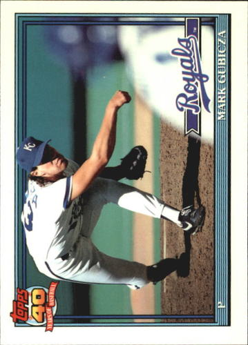 Photo of 1991 Topps Tiffany #265 Mark Gubicza