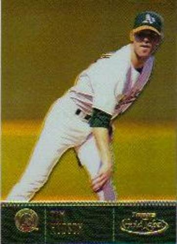 Photo of 2001 Topps Gold Label Class 1 Gold #110 Tim Hudson