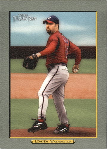 Photo of 2005 Topps Turkey Red #223 Esteban Loaiza