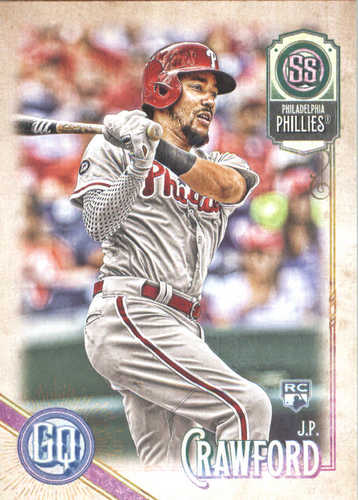 Photo of 2018 Topps Gypsy Queen #236 J.P. Crawford RC