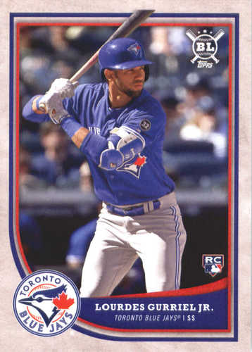 Photo of 2018 Topps Big League #370 Lourdes Gurriel Jr. RC