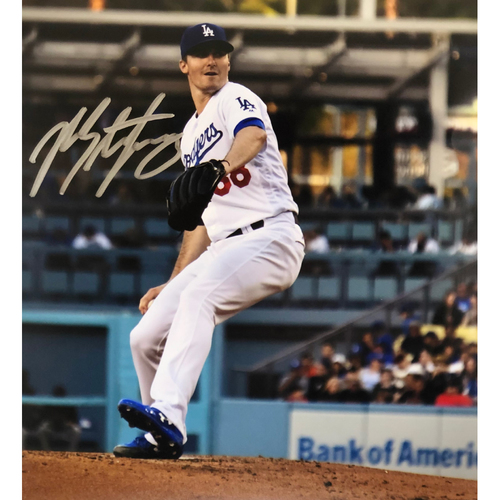Photo of Ross Stripling Authentic Autographed Photograph
