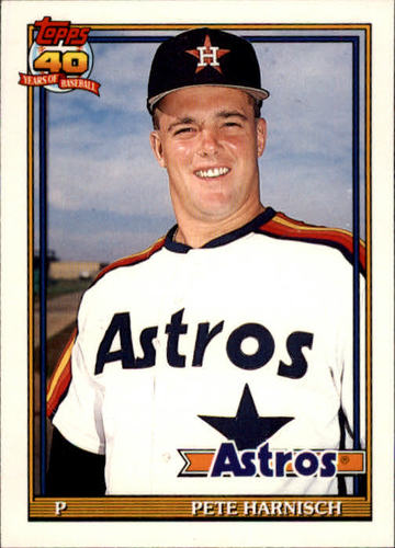 Photo of 1991 Topps Traded #53T Pete Harnisch