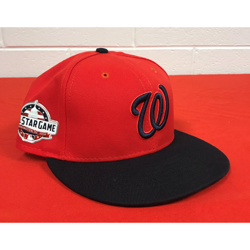 Photo of Anthony Rendon Game-Used 2018 Player's Weekend Cap