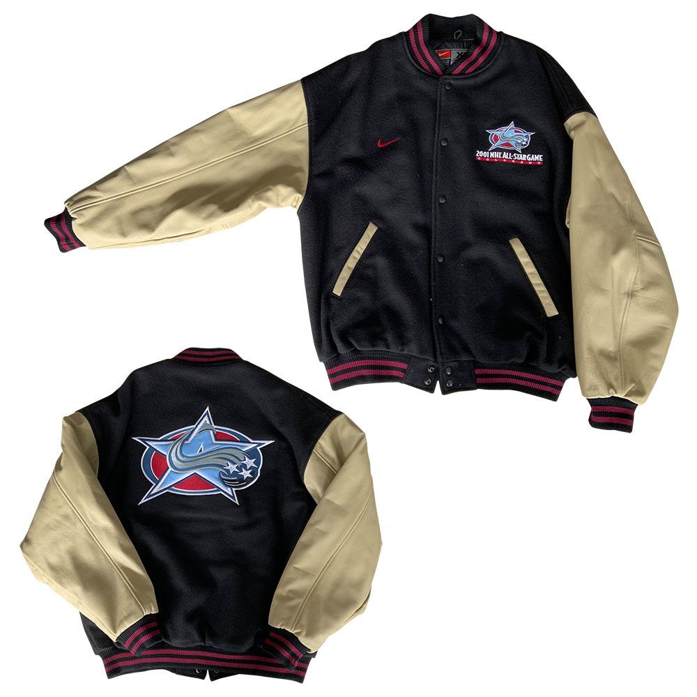 2001 NHL All-Star Game Nike Varsity Jacket