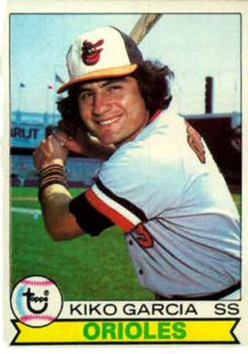 Photo of 1979 Topps #543 Kiko Garcia