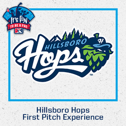 Image of Hillsboro Hops First Pitch Experience