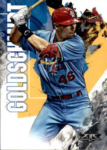 Photo of 2019 Topps Fire #66 Paul Goldschmidt