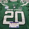 Crucial Catch - Jets Marcus Maye Game Used Jersey (10/11/20) Size 40 w/ Captains Patch