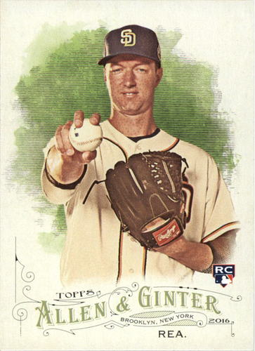 Photo of 2016 Topps Allen and Ginter #141 Colin Rea RC