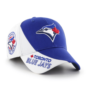 Toronto Blue Jays Youth Meteor Adjustable Cap by '47 Brand