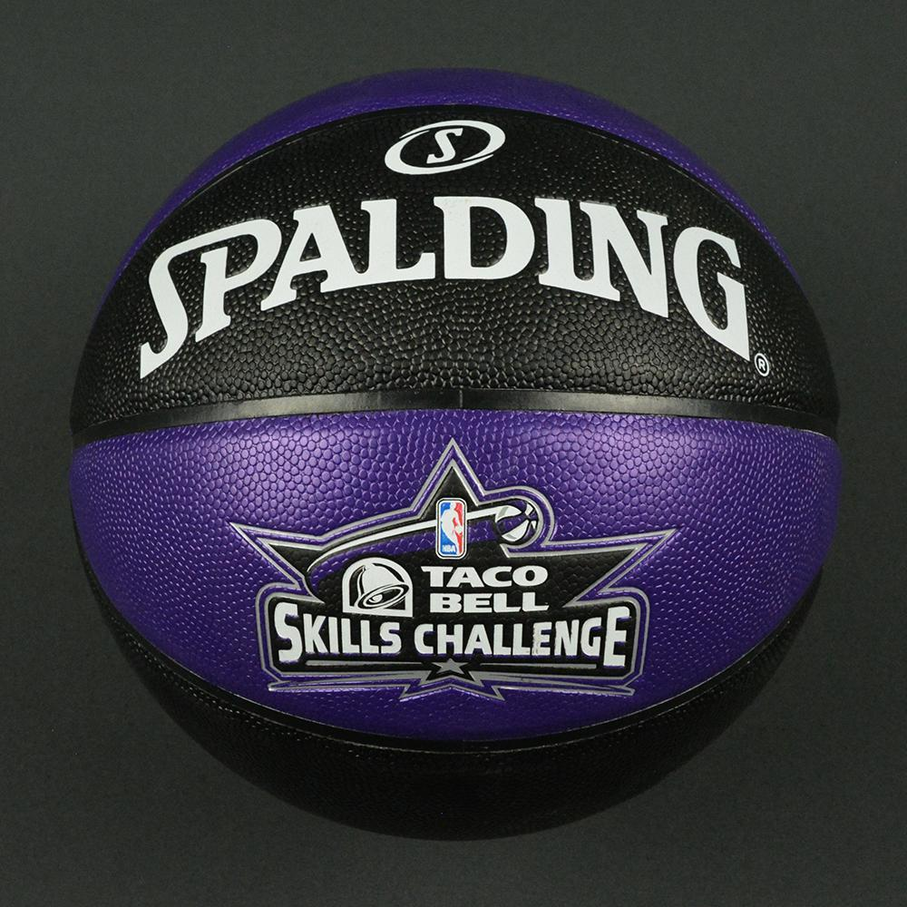 NBA All-Star 2017 - Taco Bell Skills Challenge Event-Used Basketball