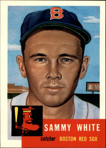 Photo of 1991 Topps Archives 1953 #139 Sammy White