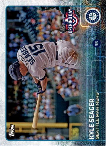 Photo of 2015 Topps Opening Day #73 Kyle Seager