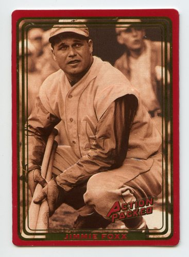 Photo of 1993 Action Packed ASG #100 Jimmie Foxx
