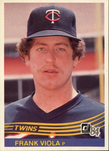 Photo of 1984 Donruss #364 Frank Viola