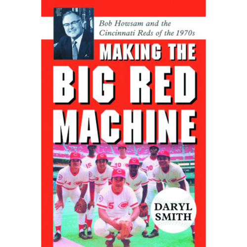 Photo of Making the Big Red Machine Book