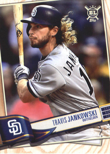Photo of 2019 Topps Big League #101 Travis Jankowski