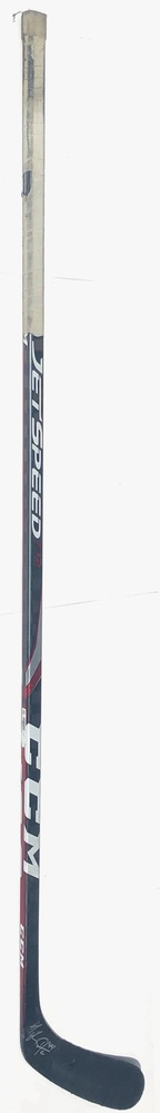 #44 Tyler Graovac Game Used Stick - Autographed - Vancouver Canucks