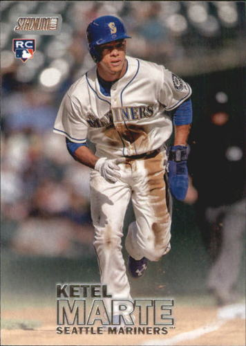 Photo of 2016 Stadium Club #245 Ketel Marte Rookie Card