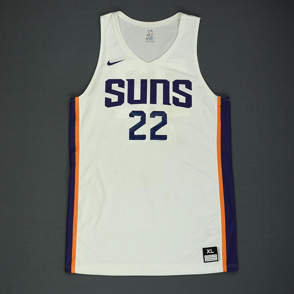 Deandre Ayton - Phoenix Suns - 2018 NBA Summer League - Game-Worn Jersey
