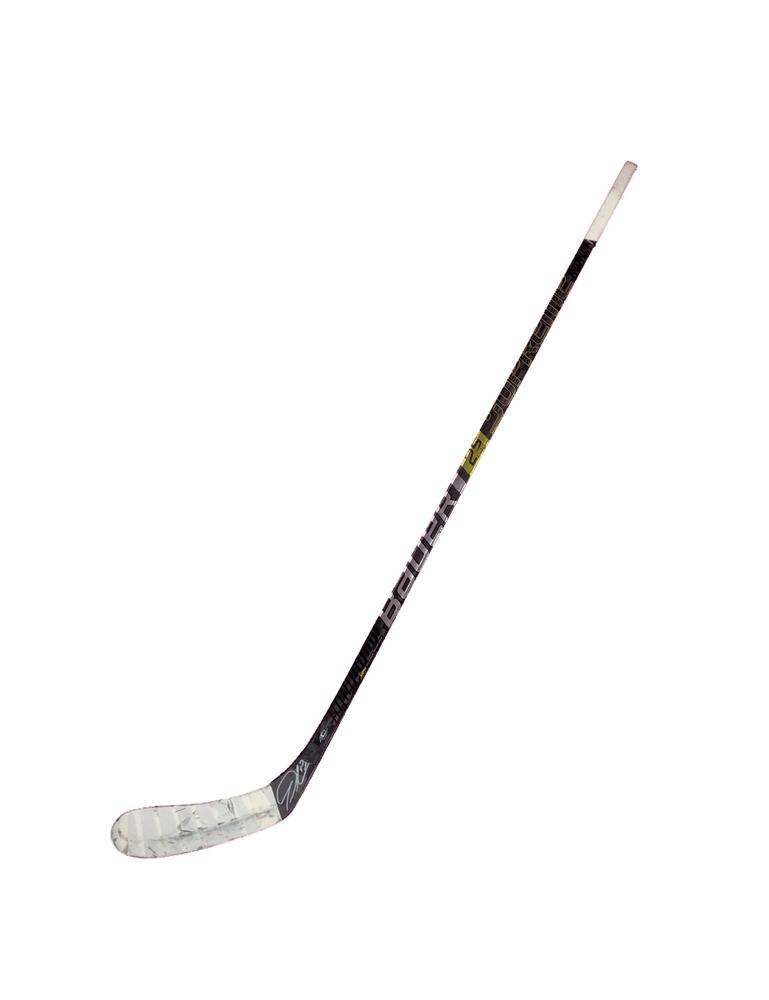 #43 Tom Wilson Game Used Stick - Autographed - Washington Capitals