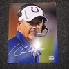 Colts - Chuck Pagano Signed 8x10