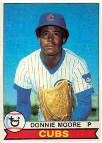 Photo of 1979 Topps #17 Donnie Moore