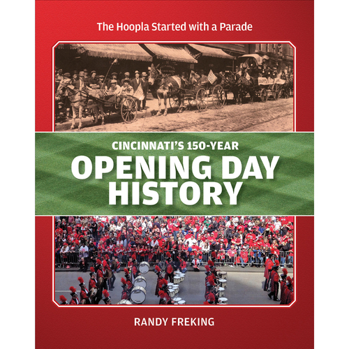 Photo of Opening Day Book