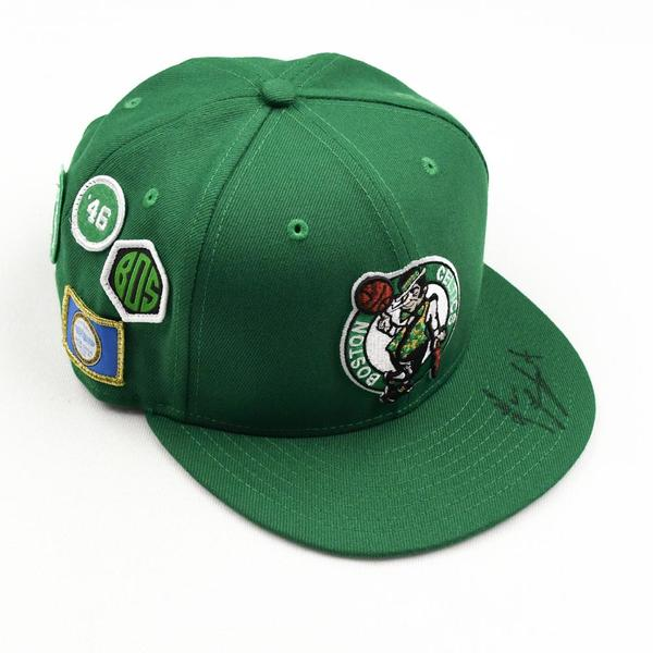 Image of Romeo Langford - Boston Celtics - 2019 NBA Draft Class - Autographed Hat
