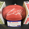 Bears - Cole Kmet Signed Authentic Football