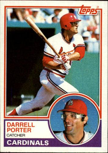 Photo of 1983 Topps #103 Darrell Porter