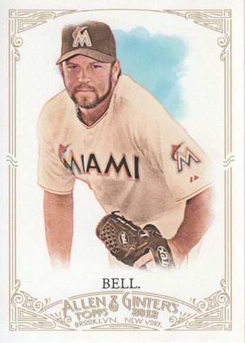 Photo of 2012 Topps Allen and Ginter #110 Heath Bell