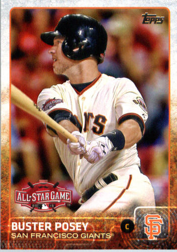 Photo of 2015 Topps Update #US380 Buster Posey