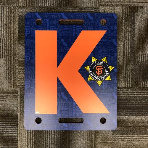 Photo of 2018 Law Enforcement Night K Board