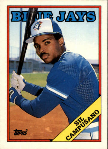 Photo of 1988 Topps Traded #24T Sil Campusano