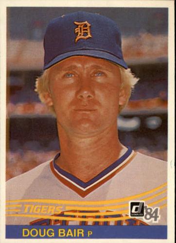 Photo of 1984 Donruss #369 Doug Bair