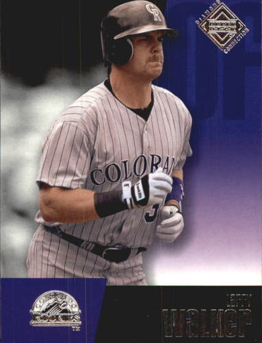 Photo of 2002 Upper Deck Diamond Connection #88 Larry Walker