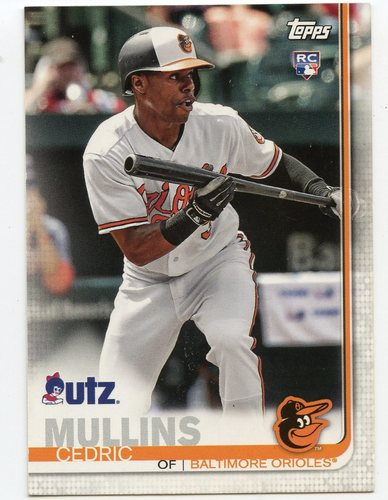 Photo of 2019 Topps Utz #74 Cedric Mullins