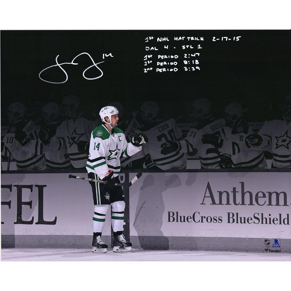 Jamie Benn Dallas Stars Autographed 16