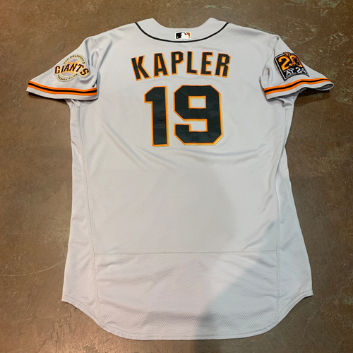 Photo of 2020 Team Issued Road Jersey - #19 Gabe Kapler - Size 46