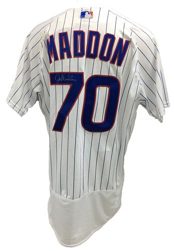 Joe Maddon Autographed Jersey