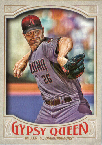 Photo of 2016 Topps Gypsy Queen #162 Shelby Miller