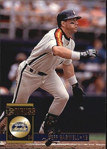 Photo of 1994 Donruss #365 Jeff Bagwell