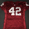 Cardinals - Kwamie Lassiter Signed Throwback Replica Jersey w/