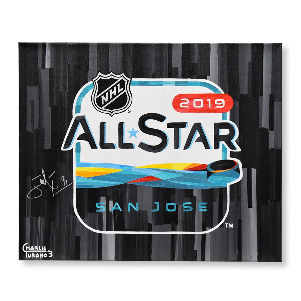 John Tavares Toronto Maple Leafs Autographed 20