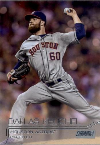 Photo of 2015 Stadium Club #28 Dallas Keuchel