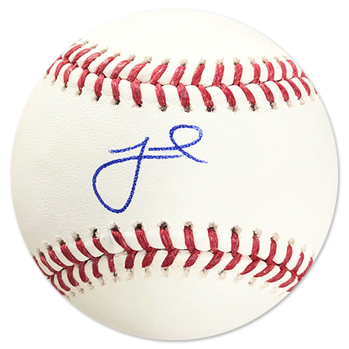 Photo of Jeff McNeil - Autographed Major League Baseball
